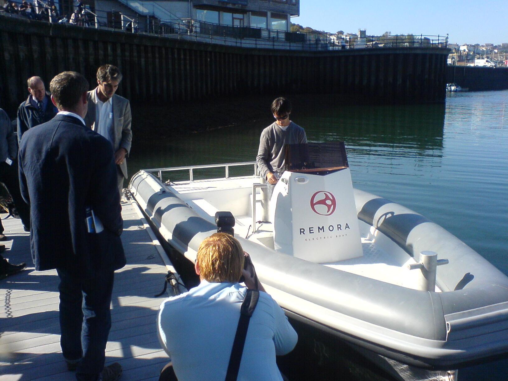 The E3H Electric Boat